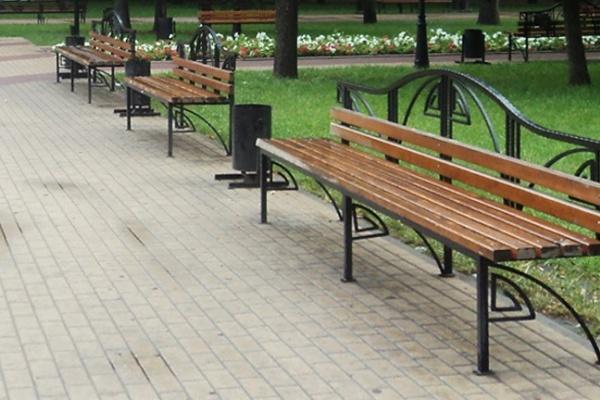 В Воронеже «Южный» парк засветился