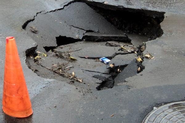 В Воронеже суд обязал городские власти отремонтировать очередную дорогу
