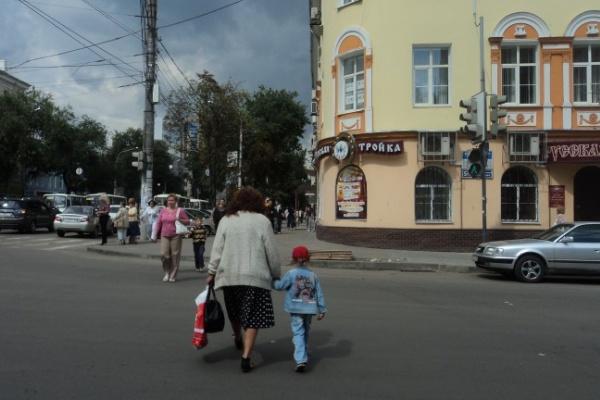 Воронежские гаишники готовят город к возвращению детей с летнего отдыха