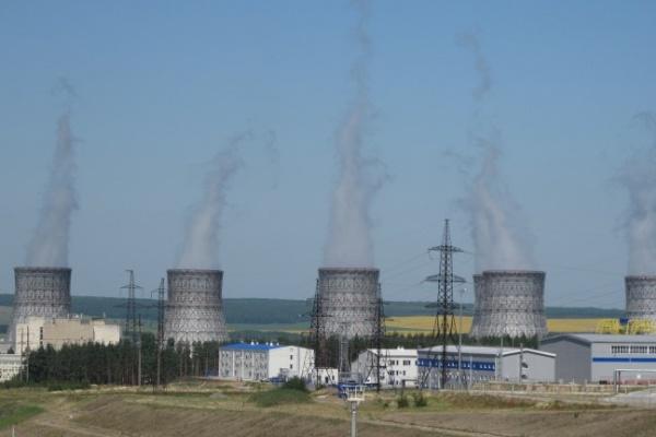 Воронежские спасатели потренируются на НВАЭС
