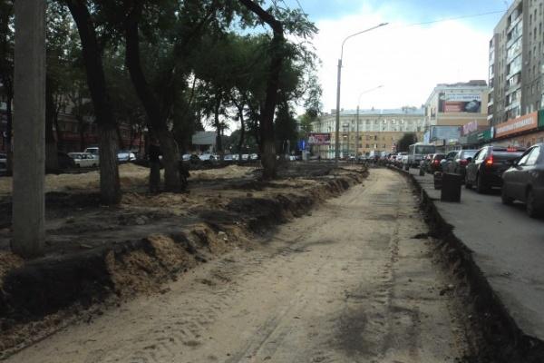В ТЕМУ НЕДЕЛИ: Воронежские власти привлекли еще одного подрядчика для ремонта на Кольцовской