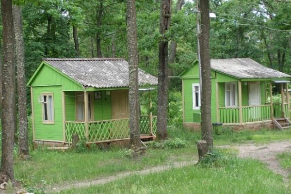 В Воронежской области турбазы плохо защищены от пожаров