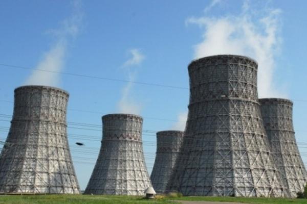 После учений МЧС на НВАЭС остановлен энергоблок №4