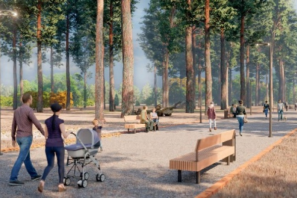 Воронежцы выступили против превращения Северного леса в парк