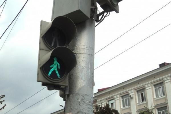 В Воронеже легковушка сбила пьяную женщину с двухлетней дочкой