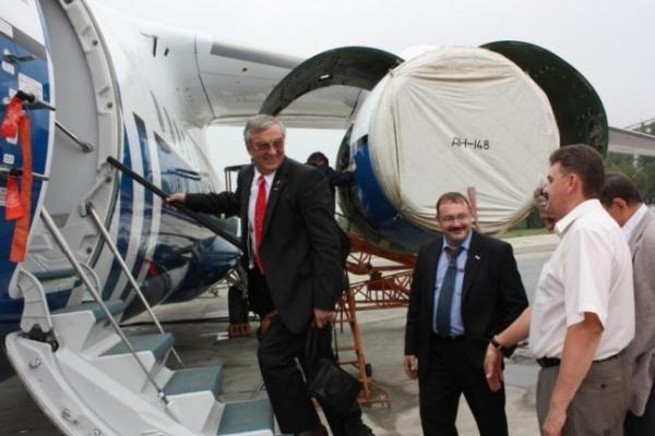 Воронежский авиазавод передал «Полету» второй Ан-148