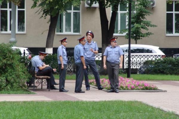 Воронежских полицейских обучат законам