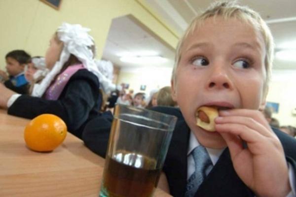 Воронежские школьники вынуждены питаться всухомятку