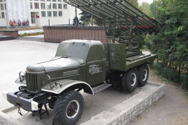 В Воронеже старт Дню города даст залп настоящей «Катюши»