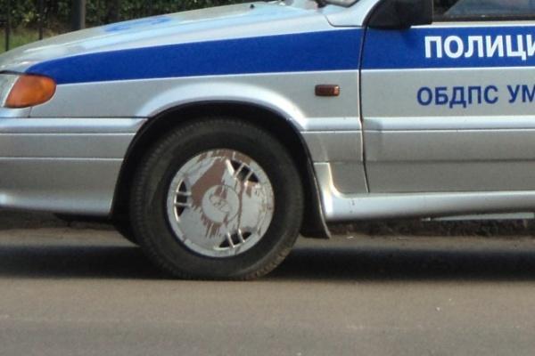 В Воронеже пьяный полицейский протаранил три машины и сбил четырех человек