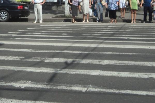 В Воронеже у «Музея-диорамы» маршрутка задавила бабушку