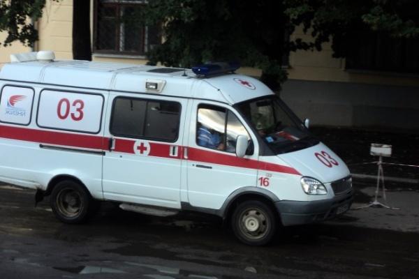 В юбилейный день в центре Воронежа на пешеходном переходе сбили 8-летнюю девочку
