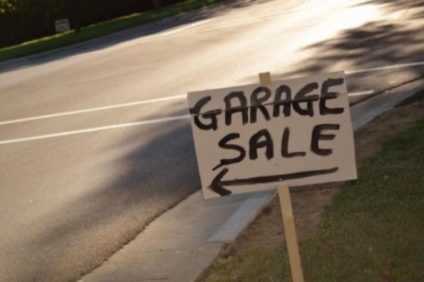 Воронежцы распродадут ненужные вещи на первом в городе гараж-сейле