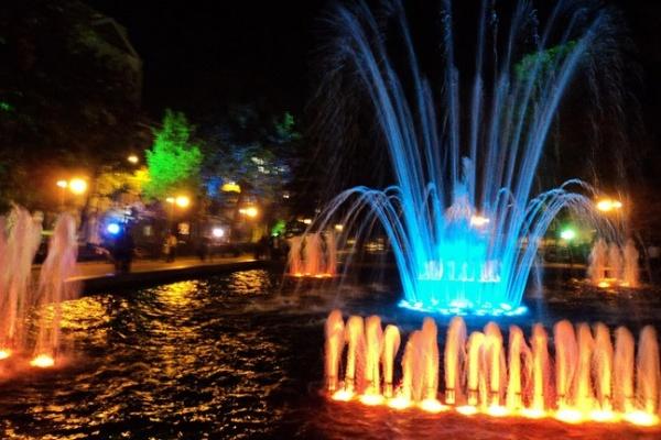 В Кольцовском сквере Воронежа по выходным снова будет звучать живая музыка