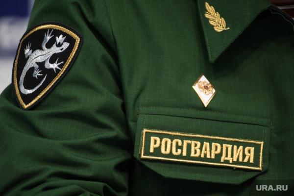 Бойцы Росгвардии в Воронеже отметили первый профессиональный праздник
