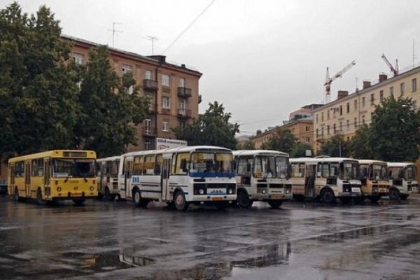 В Воронеже изменился путь следования автобуса №96