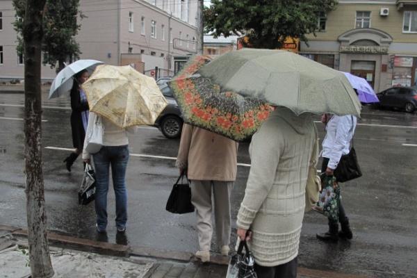 К концу недели в Воронеже ожидается похолодание