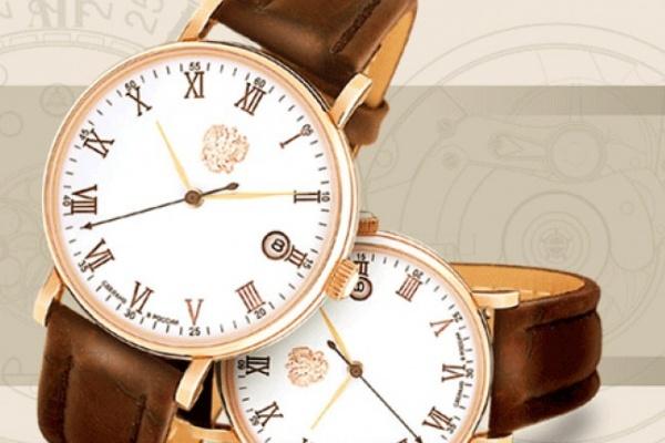 Воронежские чиновники покупают золотые часы за 445 тысяч рублей
