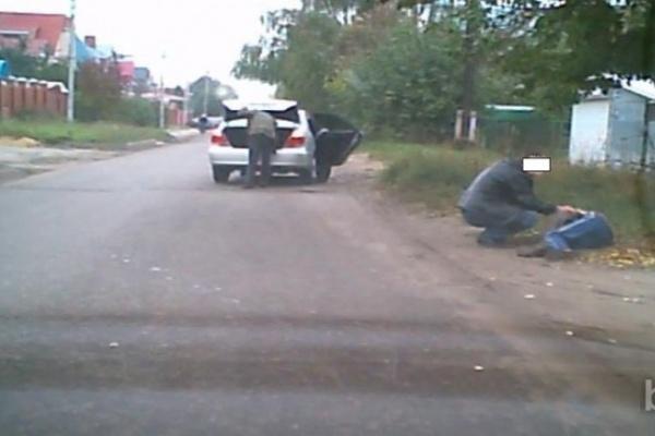 В Воронеже иномарка сбила 11-летнего мальчика