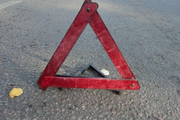 В Воронежской области два подростка на мотоцикле попали в аварию
