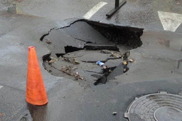 58% воронежцев поставили городским дорогам «неуд»