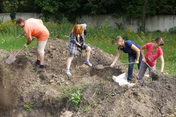 Москвичи выполнят проект реконструкции Ботанического сада в Воронеже