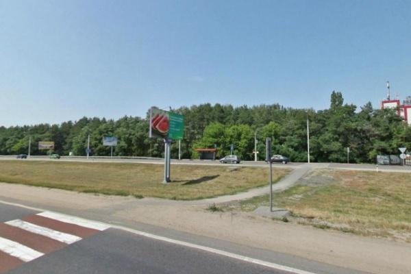 Надземный пешеходный переход на Московском проспекте в этом году не появится