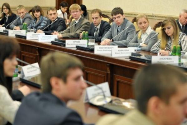 Воронежские студенты могут стать членами Молодежного правительства