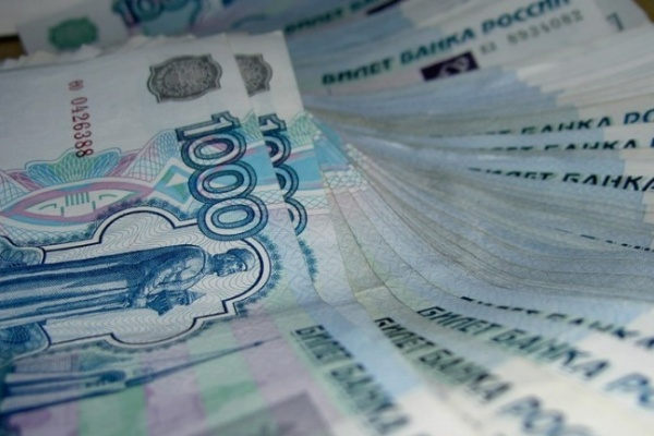Средняя зарплата жителя Воронежской области за год выросла на 2 тысячи рублей
