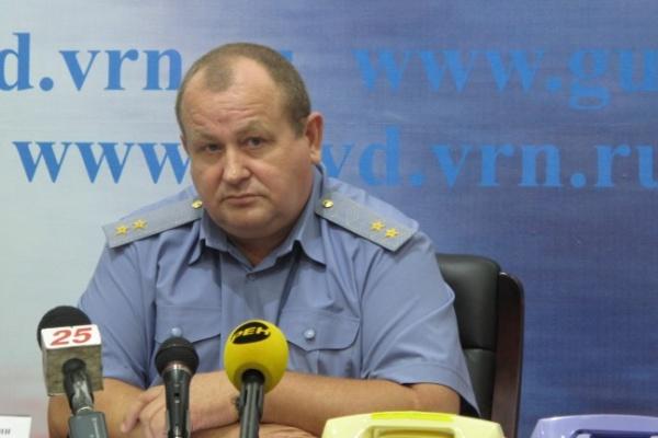 В Воронежской области разом сменили 11 начальников отделов полиции