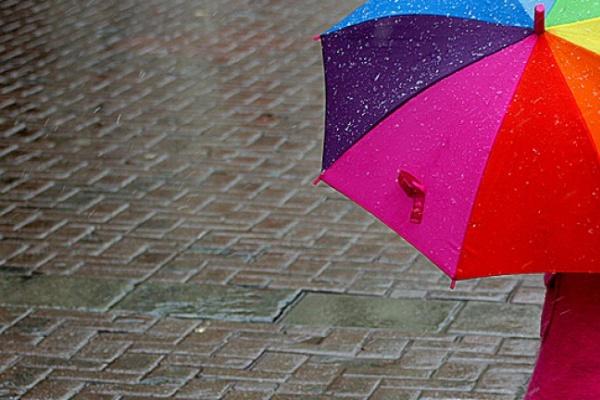 Воронежцы отметят День разноцветных зонтов танцевальным флешмобом в центре города