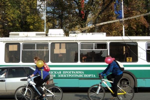 Воронежские власти выслушали мнения горожан о работе общественного транспорта