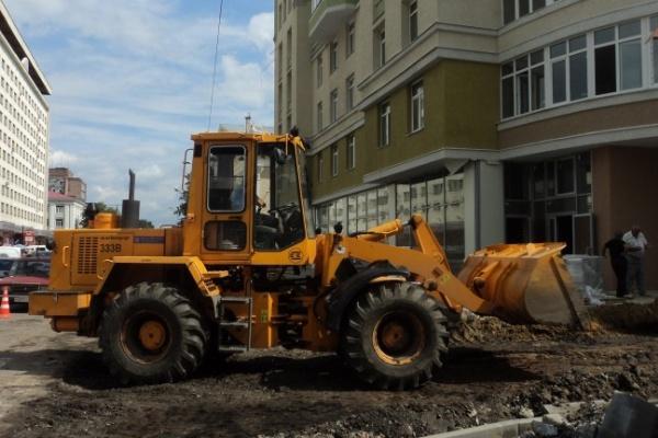 Мэр Воронежа объявил строителей виновными в загрязнении городских дорог