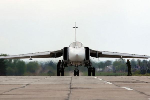 В Амурской области работы на месте крушения воронежского Су-24перенесли до наступления утра