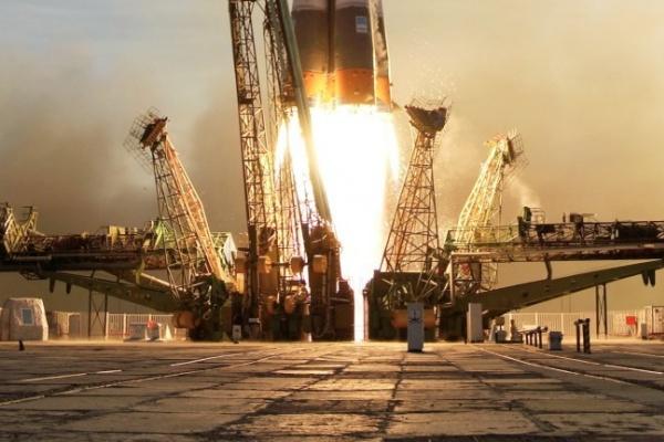 Ракета с воронежским двигателем вывела на орбиту два европейских спутника