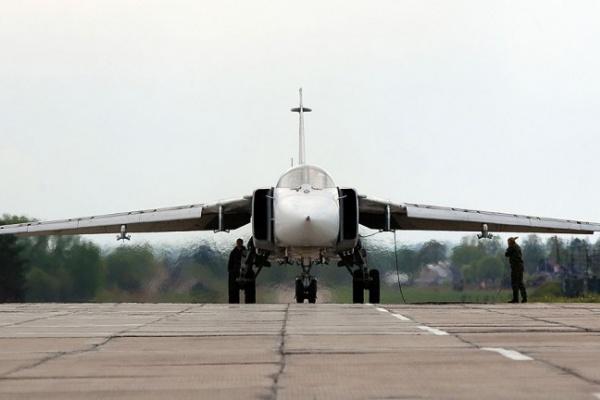 Летчиков Су-24, потерпевшего крушение в Амурской области, похоронят в Воронеже на Аллее Славы