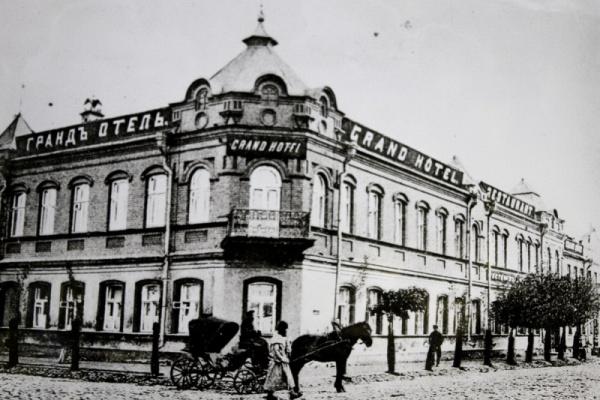 Воронежские власти потратят почти два миллиона рублей на ремонт «Гранд-отеля»