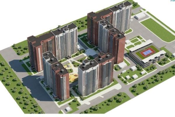 В Воронеже на месте ветхих домов возведут современный жилой комплекс