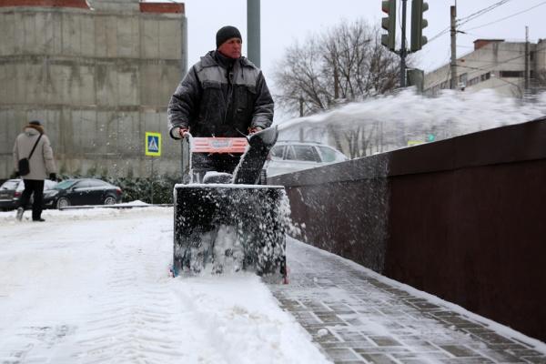 В 2019 году Воронеж получит 150 млн рублей на малую коммунальную спецтехнику
