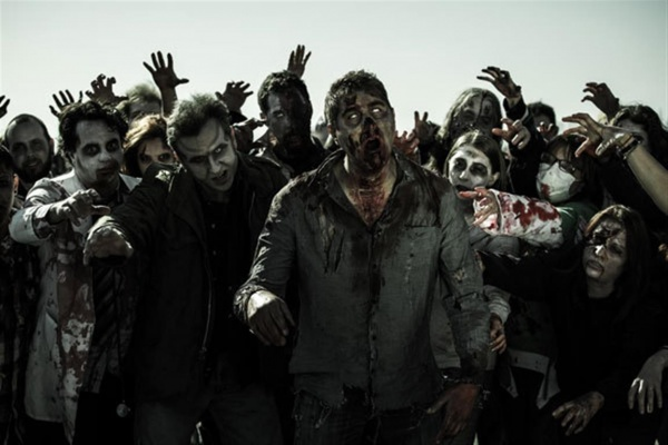 Зомби уничтожат население Земли за100 дней— Ученые