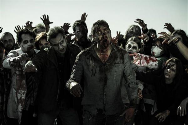 Британские ученые  объявили Воронеж одним из возможных центров «зомби-апокалипсиса»