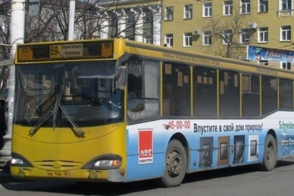 В Воронеже 10 автобусов изменят свой маршрут