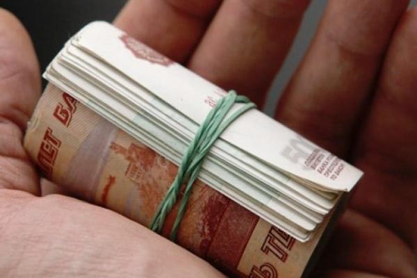 В Воронеже с поличным при получении взятки в 400 тысяч рублей задержан начальник районной службы судебных приставов
