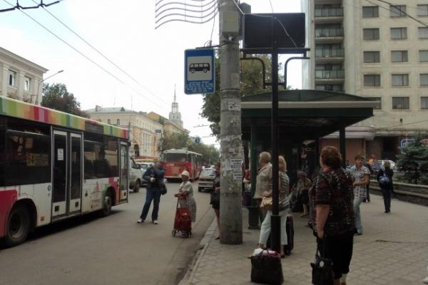 В Воронежской области системой ГЛОНАСС хотят оборудовать и школьные автобусы