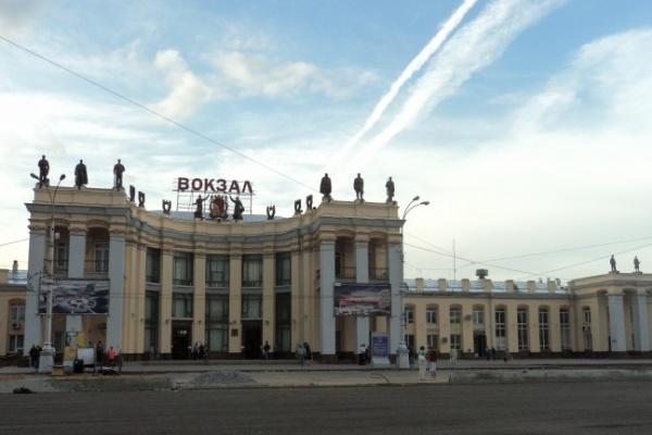 На вокзале «Воронеж-1» локомотив врезался в пассажирский поезд: пострадали 11 человек
