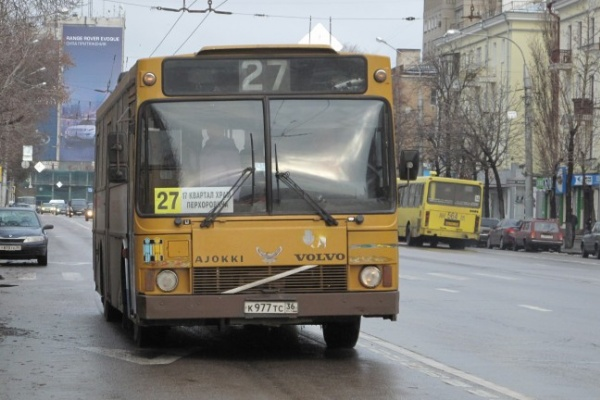 ГЛОНАСС показала — воронежские водители общественного транспорта уходят с работы раньше положенного