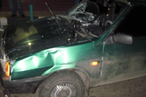 В Воронеже «девятка» сбила 3 пешеходов: 1 человек погиб