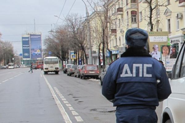 За 10 месяцев воронежцы заплатили 18 миллионов рублей за нарушение ПДД