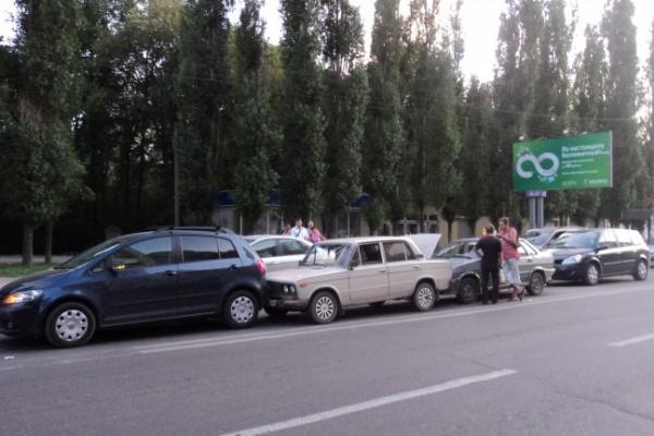 Дорогам Воронежской области присвоен средний уровень опасности