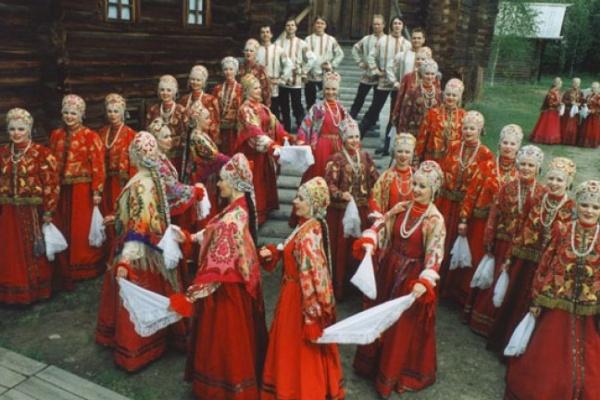 Воронеж — город русский